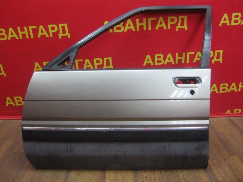 Дверь Toyota Corolla 80 1989 передняя левая