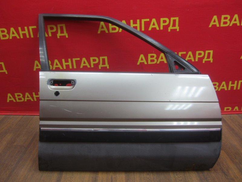Дверь Toyota Corolla 80 1989 передняя правая
