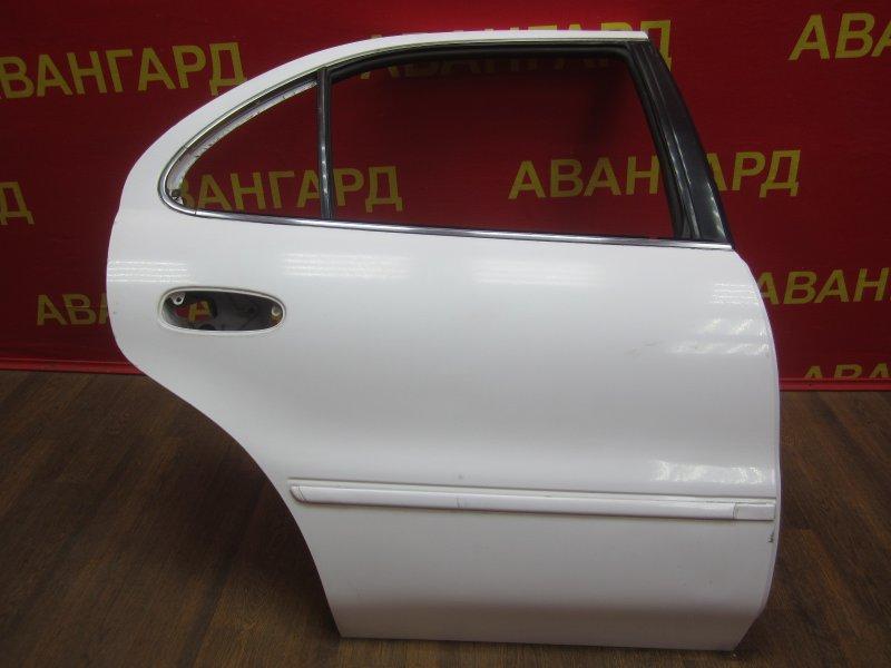 Дверь Toyota Sprinter 100 1993 задняя правая