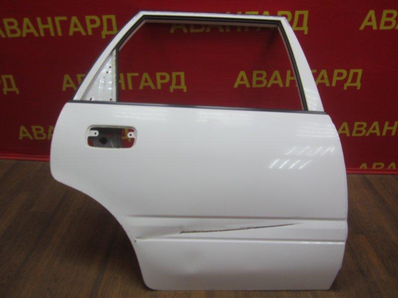 Дверь Nissan Avenir 10 1997 задняя правая