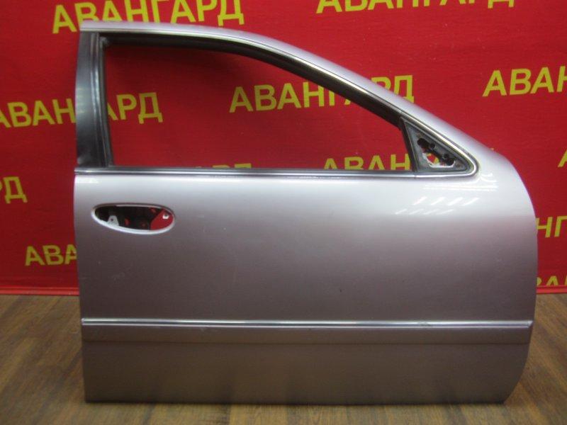 Дверь Infiniti I30 (A32) 1996 передняя правая