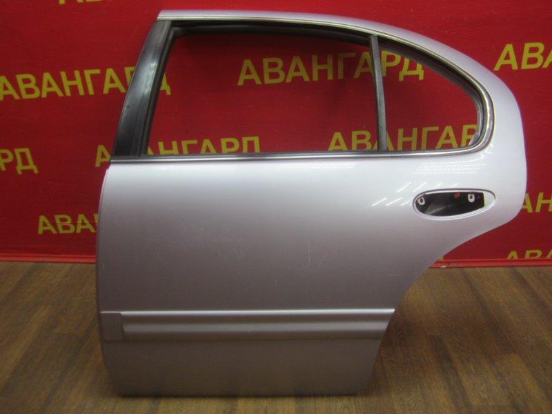 Дверь Nissan Maxima A32 1997 задняя левая