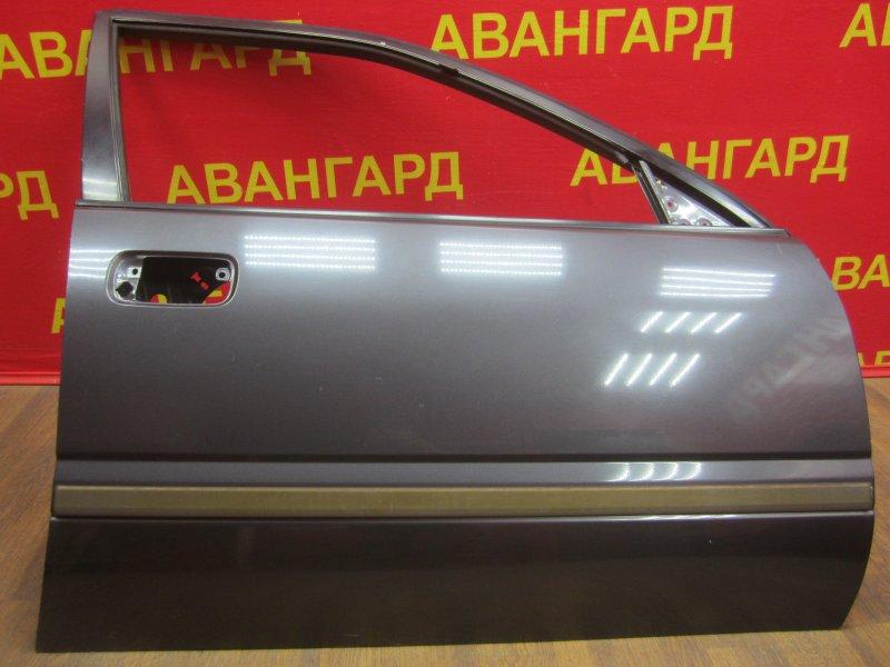 Дверь Nissan Avenir 10 1995 передняя правая