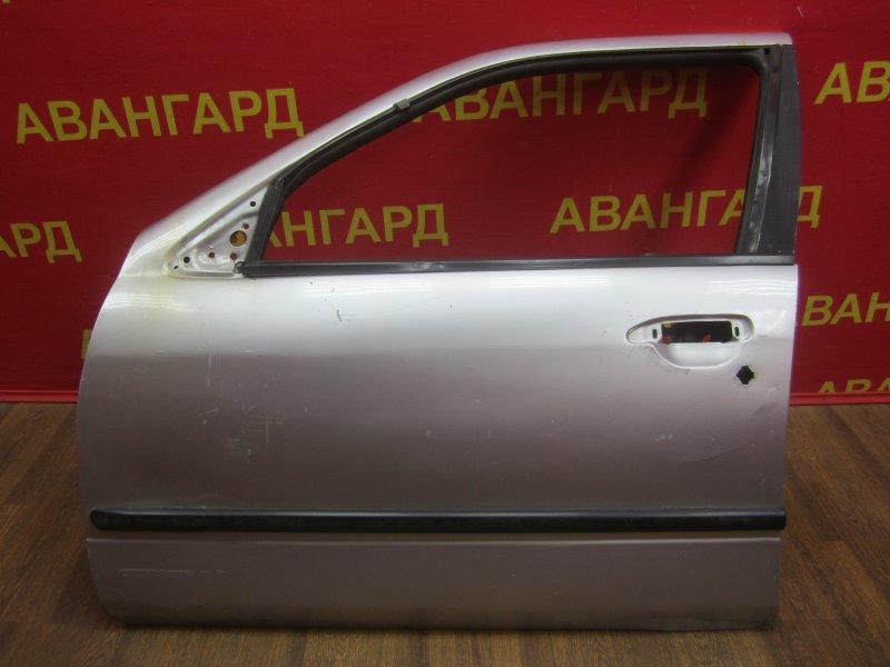 Дверь Nissan Primera P11 1998 передняя левая
