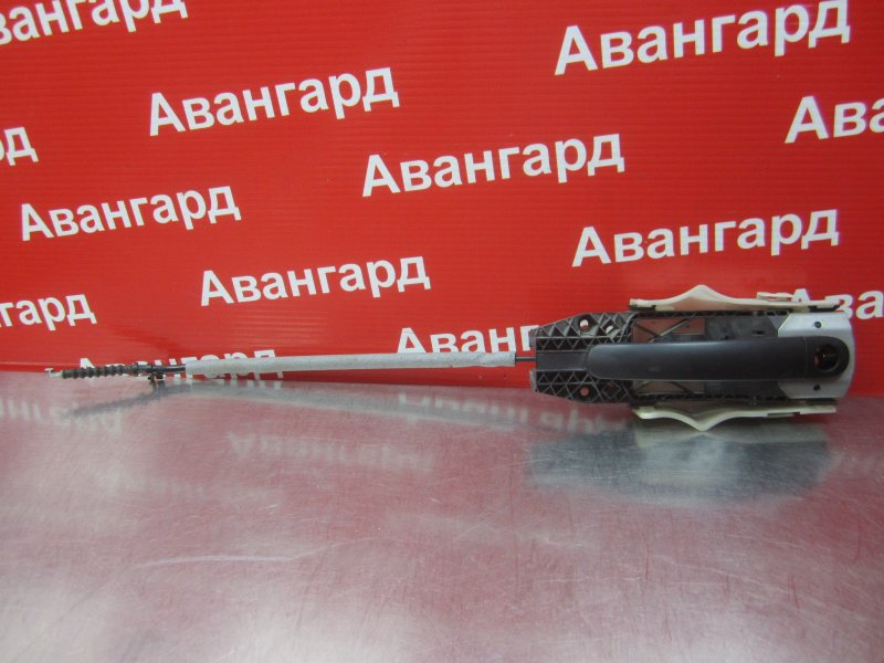 Ручка двери наружная Skoda Rapid 2014 передняя левая