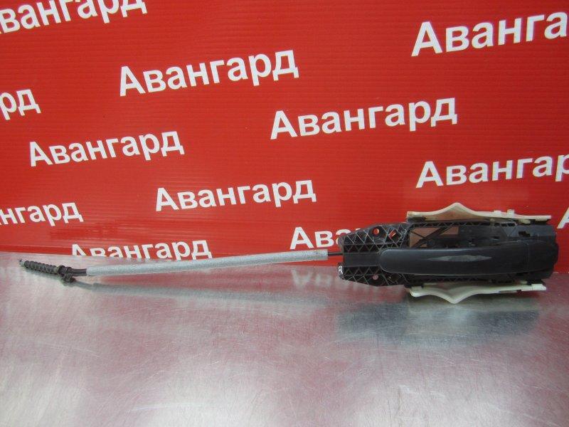 Ручка двери наружная Skoda Rapid 2014 передняя правая