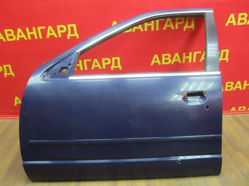 Дверь Nissan Cefiro A31 1990 передняя левая