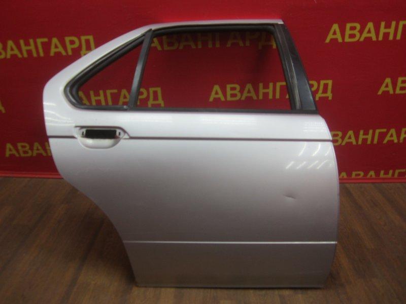 Дверь Nissan Bluebird U14 1998 задняя правая