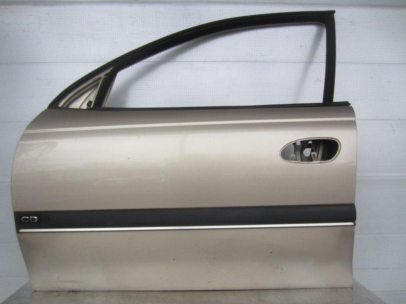 Дверь Opel Omega B 1998 передняя левая