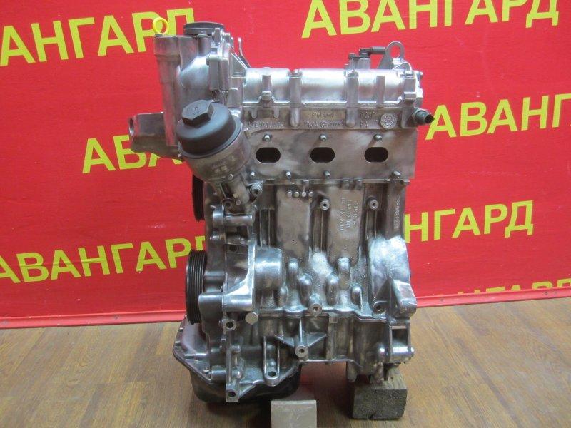 Двигатель Skoda Rapid NH3 CGP 2014