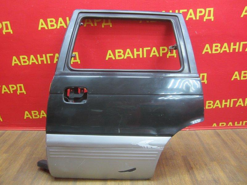 Дверь Mitsubishi Rvr 1993 задняя левая