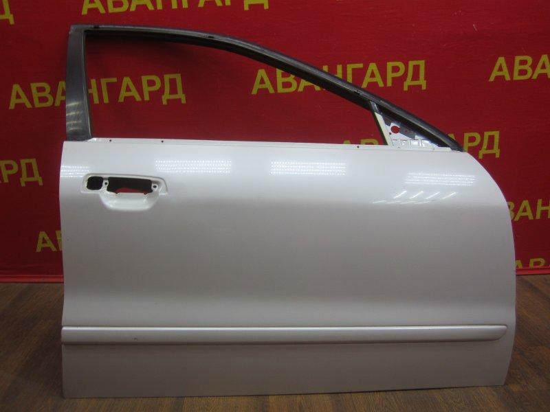 Дверь Mitsubishi Galant 8 EA7A 1999 передняя правая