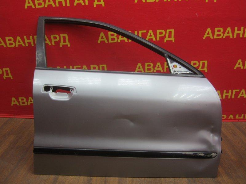 Дверь Mitsubishi Galant 8 1999 передняя правая