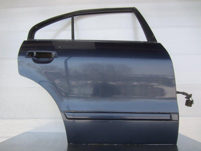 Дверь Mitsubishi Galant 8 EA6A 1998 задняя правая