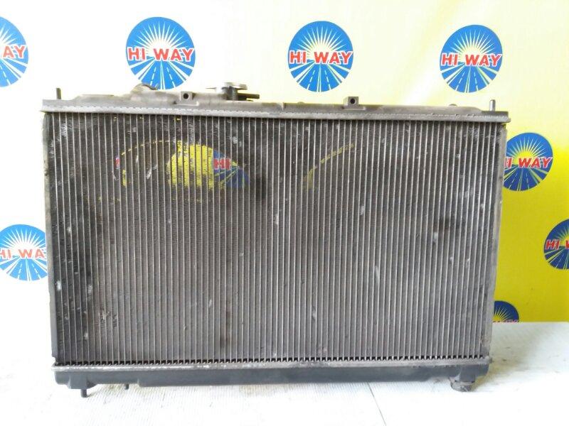 Радиатор двс Mmc Diamante F36A 6G72