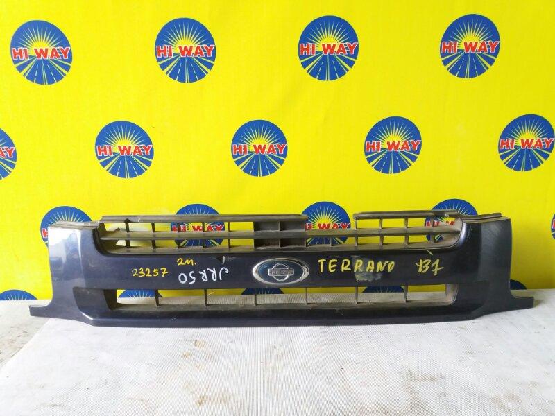 Решетка радиатора Nissan Terrano JRR50