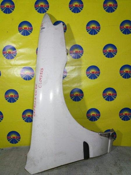 Крыло Mazda Capella GW8W FP переднее правое