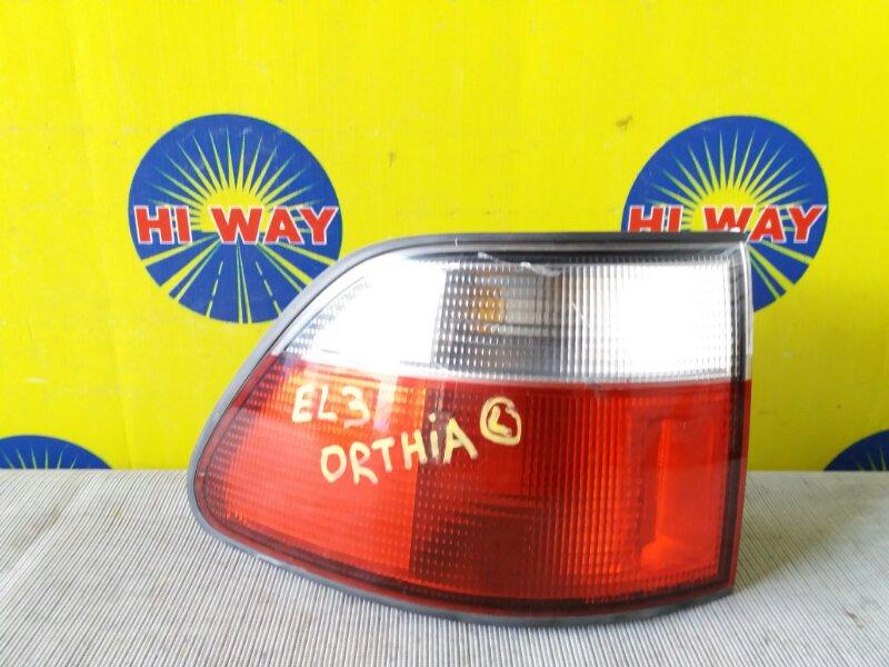 Стоп Honda Orthia EL3 1996 задний левый