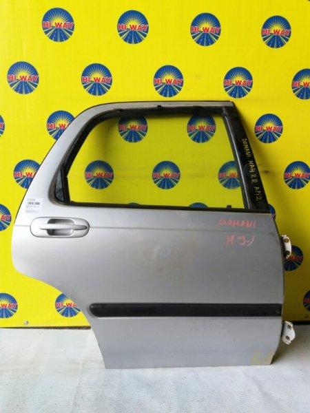 Дверь боковая Honda Domani MA4 1992 задняя правая