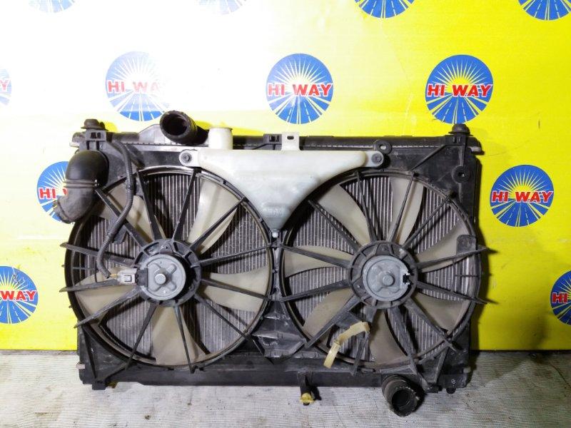 Радиатор двс Toyota Mark Xgs300 GRX120 4GR-FSE