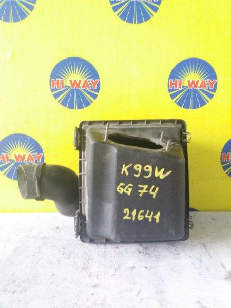 Корпус воздушного фильтра Mmc Challenger K99W 6G74