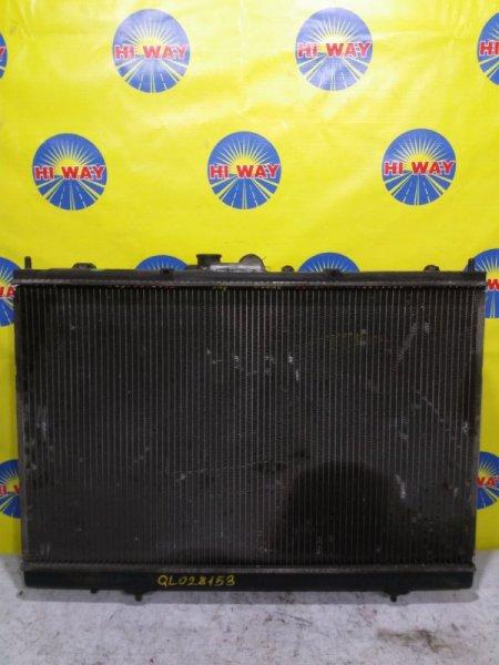 Радиатор двс Mmc Chariot Grandis N94W 4G64