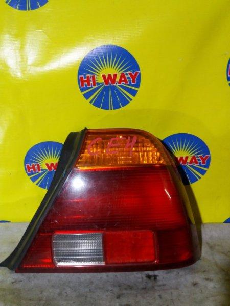 Стоп Honda Rafaga CE4 задний правый
