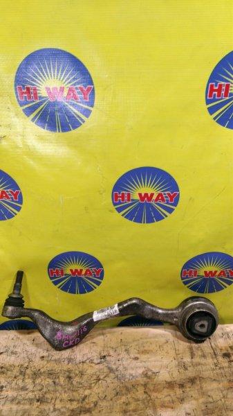 Рычаг подвески Bmw 116I E87 N45B16AB 2004 передний правый нижний