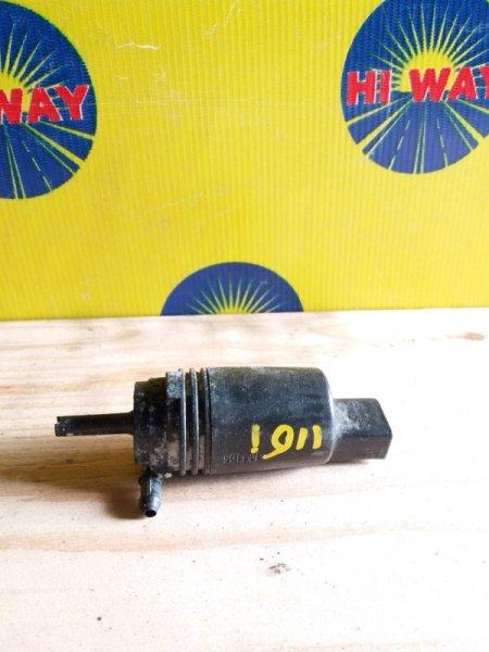 Моторчик омывателя Bmw 116I E87 N45B16AB 2004