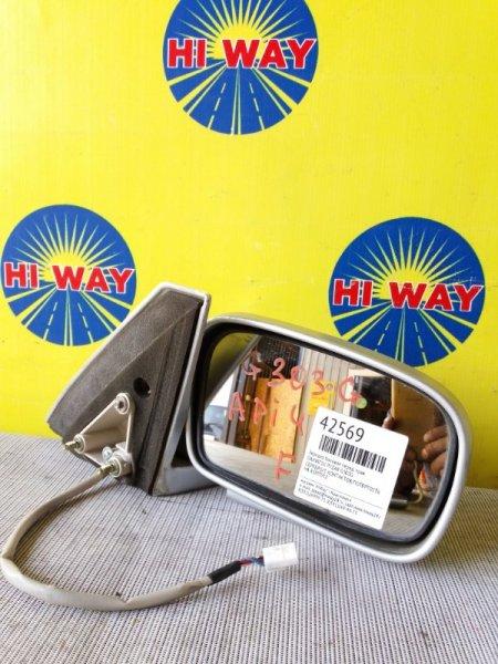 Зеркало боковое Daihatsu Pyzar G303G переднее правое