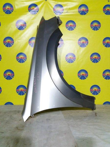 Крыло Subaru Legacy Outback BPE 2003 переднее правое