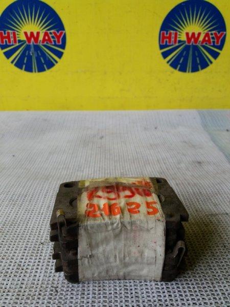 Колодки тормозные Mmc Challenger K99W 6G74 задние
