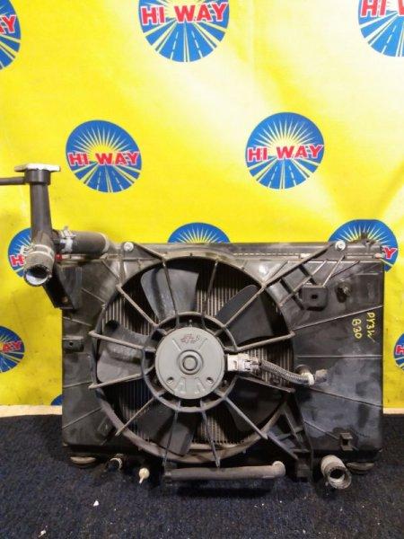 Радиатор двс Mazda Demio DY3R ZJ-DE