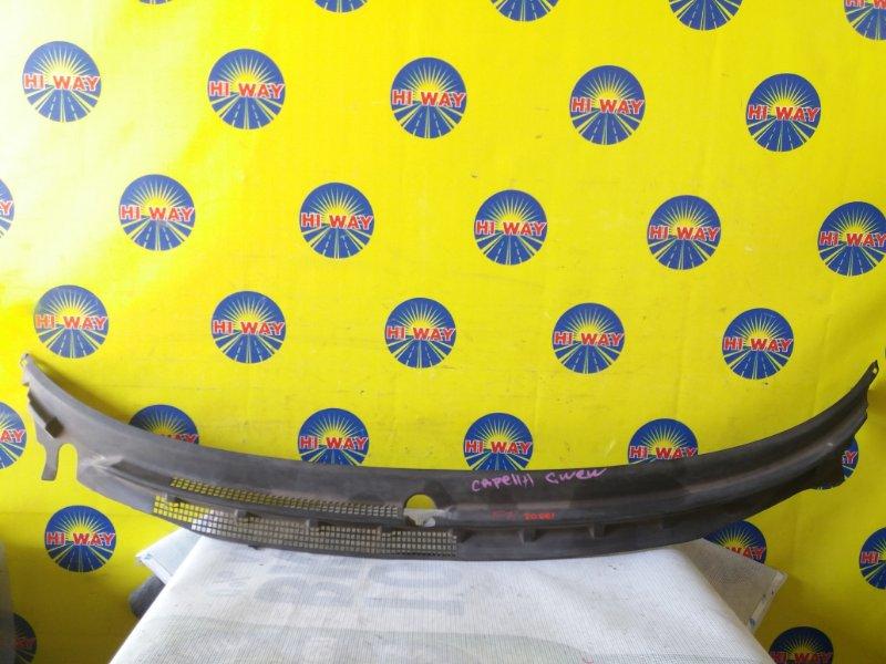 Решетка под лобовое стекло Mazda Capella GWEW