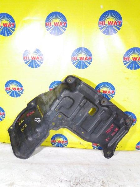 Защита двс Toyota Corolla AE110 5A-FE 1995 передняя правая