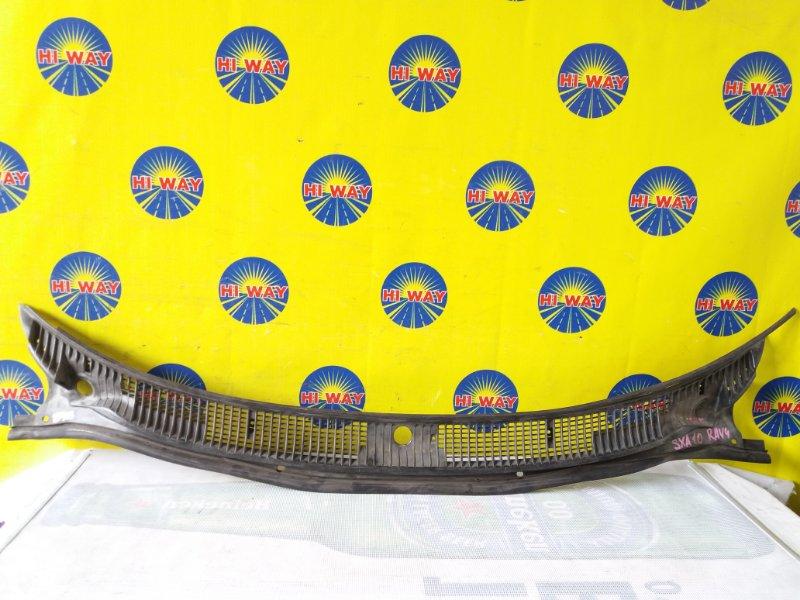 Решетка под лобовое стекло Toyota Rav 4 SXA10G 3S-FE