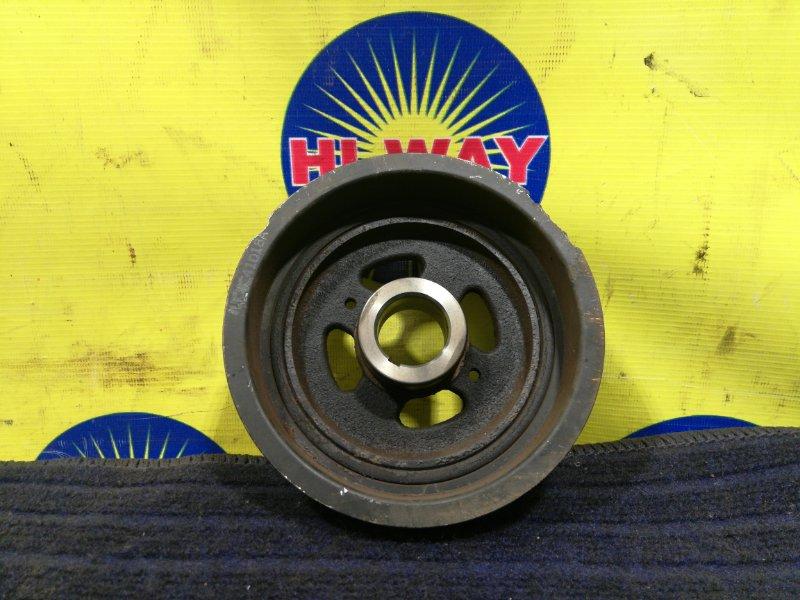 Шкив коленвала Nissan Avenir RW11 QR20DE 2004