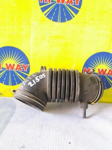 Патрубок воздушного фильтра,гофра воздушного фильтра Mmc Emeraude E64A 6A12