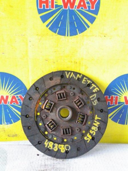 Диск сцепления Nissan Vanette SE58TN D5