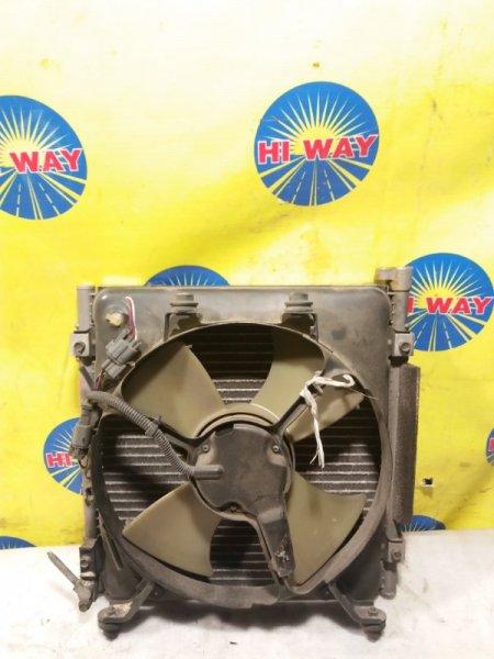 Радиатор кондиционера Honda Domani MB4 D16A