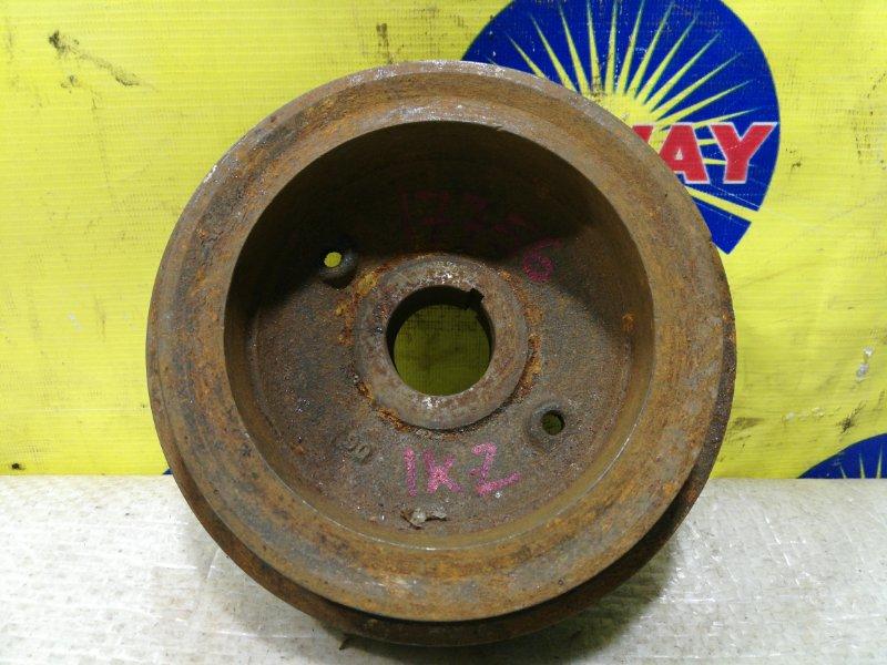 Шкив коленвала Toyota Grand Hiace KCH10 1KZ-TE