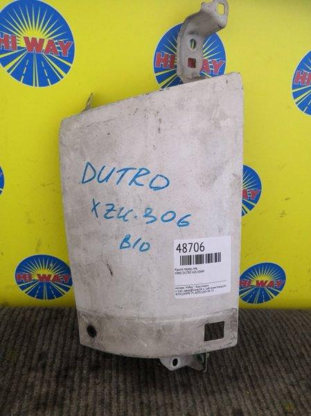 Крыло Hino Dutro XZU306M переднее левое