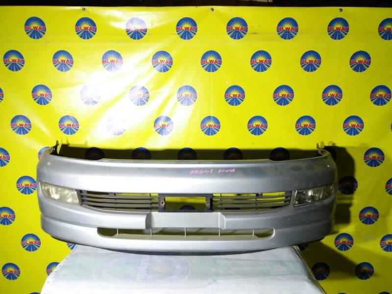 Бампер Toyota Hi Ace Regius KCH46W 1KZ-TE передний