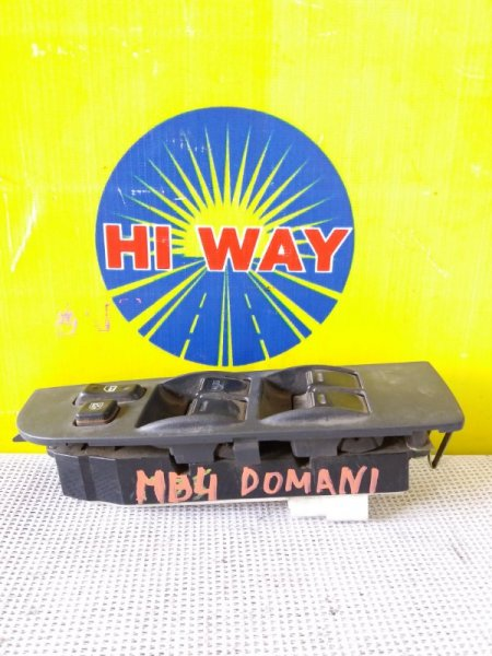 Блок управления стеклоподъемниками Honda Domani MB4 передний правый