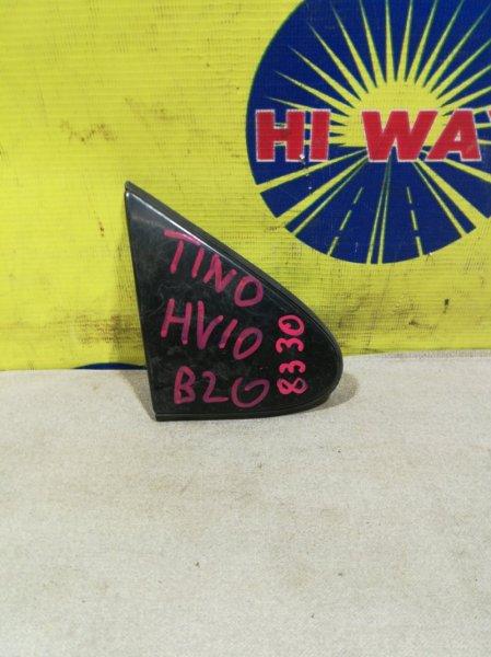 Накладка на крыло Nissan Tino HV10 передняя правая