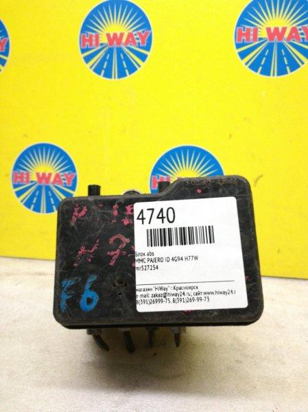 Блок abs Mmc Montero H65W 4G18