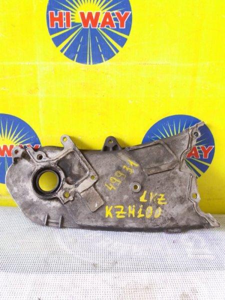 Крышка лобовины Toyota Hi Ace KZH100 1KZ-TE