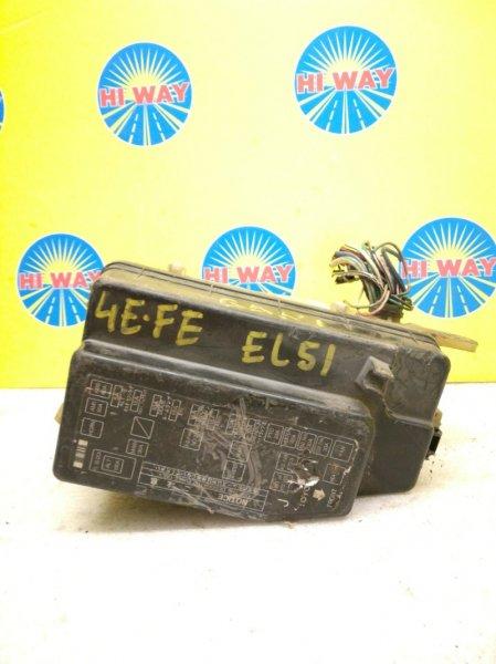 Блок предохранителей Toyota Corsa EL51 4E-FE