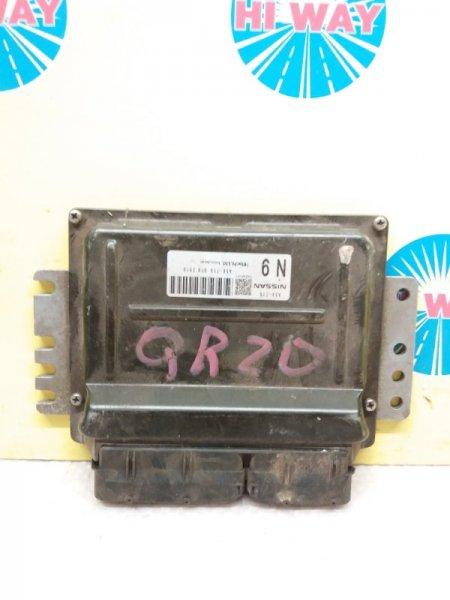 Блок управления двс,компьютер Nissan Liberty RM12 QR20DE