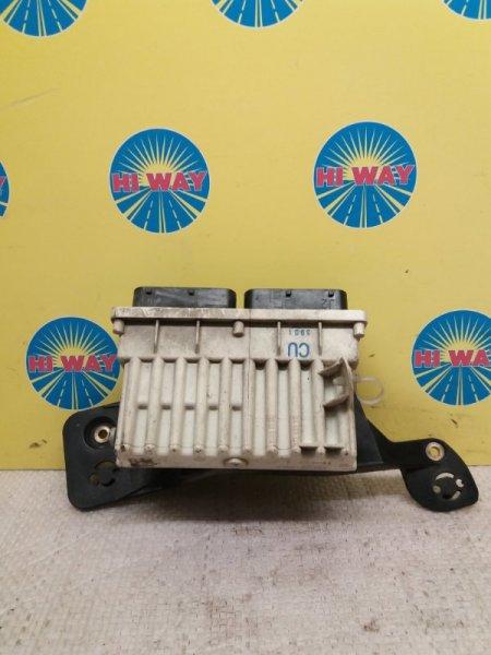 Блок управления вентилятором Subaru Traviq XM220 Z22SE